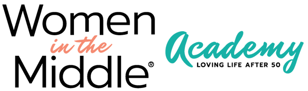 Women in the Middle® Academy Logo